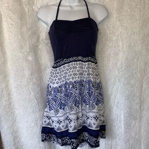 NWT Roxy Sleep To Dream Halter Dress Size S